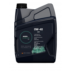 Моторное масло для легковых авто Avista pace EVO GER SAE 0W-40 1л