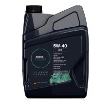 Моторное масло для легковых авто Avista pace GER 5W40 1л