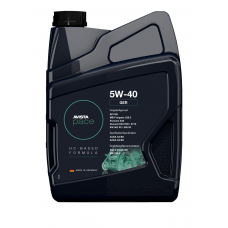 Моторное масло для легковых авто Avista pace GER 5W40 (Super Pace SAE 5W40) 1л