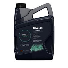 Моторное масло для легковых авто Avista pace GER FS 10W40 4л
