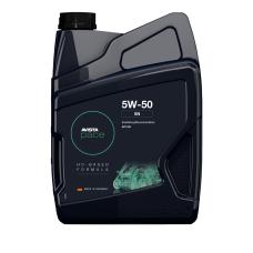 Моторное масло для легковых авто Avista pace SN SAE 5W-50 1л