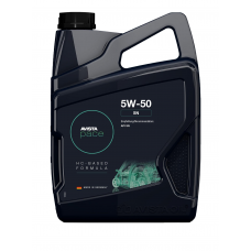Моторное масло для легковых авто Avista pace SN SAE 5W-50 4л