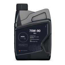 Трансмиссионное масло Avista peer EVO GL4 75W90 1л
