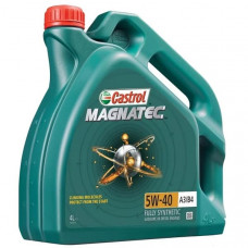 Моторное масло Castrol Magnatec 10W-40 A3/B40   4л