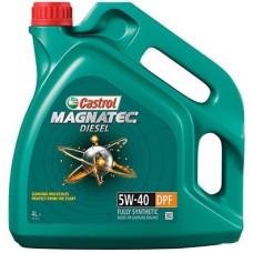 Моторное масло Magnatec Diesel 5W40 DPF  4л