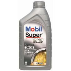 Моторное масло Mobil Super 3000 Formula LD 0W30   1л