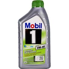 Моторное масло Mobil 1 ESP X3 0W40  1л