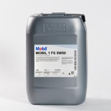 Масло моторное Mobil 1 FS 5W50  20л