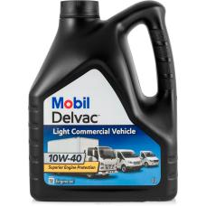 Масло для грузового коммерческого транспорта Mobil Delvac LCV 10W40   4л