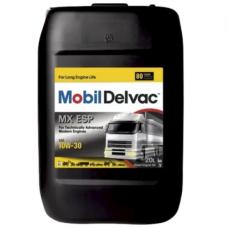 Масло для грузового коммерческого транспорта Mobil Delvac MX ESP 10W30 20л