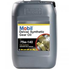 Масло для грузового коммерческого транспорта Mobil Delvac SGO 75W140  20л