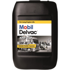 Масло для грузового коммерческого транспорта Mobil Delvac XHP ESP M 10W-40  20л
