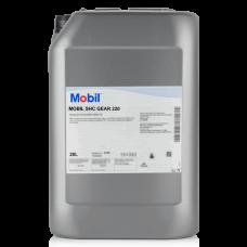 Редукторное масло Mobil SHC GEAR 220 20л