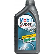 Моторное масло Mobil Super 1000  15W40   1л