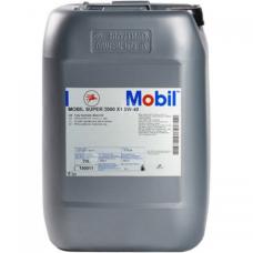 Моторное масло Mobil Super 2000  10W40 20л