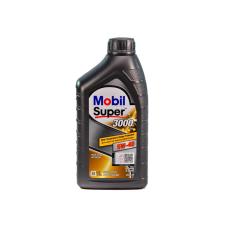 Моторное масло Mobil Super 3000  5W40   1л