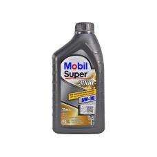 Моторное масло Mobil Super 3000 F-F 5W20 1л