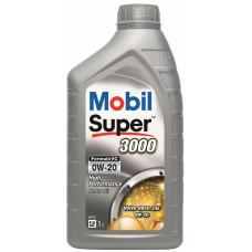 Моторное масло Mobil Super 3000 Formula VC 0W-20 1л