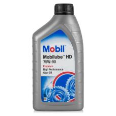 Масло трансмиссионное Mobilube HD 75W90   1л