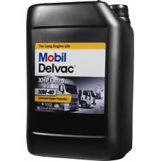 Масло для грузового коммерческого транспорта Mobil Delvac XHP Extra 10W-40    20л