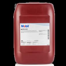 Гидравлическое масло Mobil Nuto H32   20л