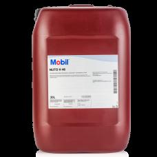 Гидравлическое масло  Mobil Nuto H46   20л