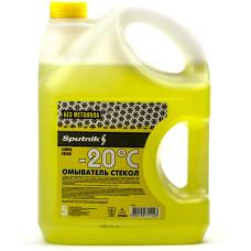 Омыватель стекла зимний SPUTNIK -20°C Лимон  5л