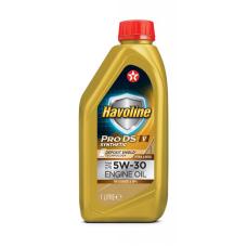 Масло моторное TEXACO HAVOLINE ProDS V 5W30  1л