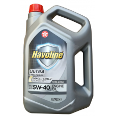 Масло моторное TEXACO HAVOLINE Ultra  5W40  4L