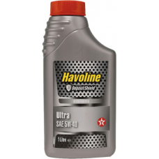 Масло моторное TEXACO HAVOLINE Ultra 5W40  1л