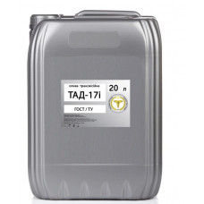Масло трансмиссионное ТАД-17  20л